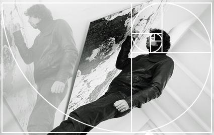 Comment réussir les photos, exemple de cadrage en reprenant la suite de Fibonacci