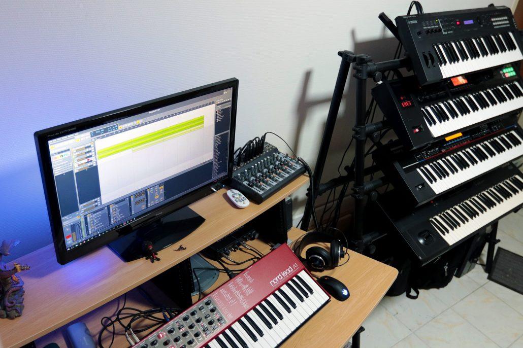Home Studio Zulaan