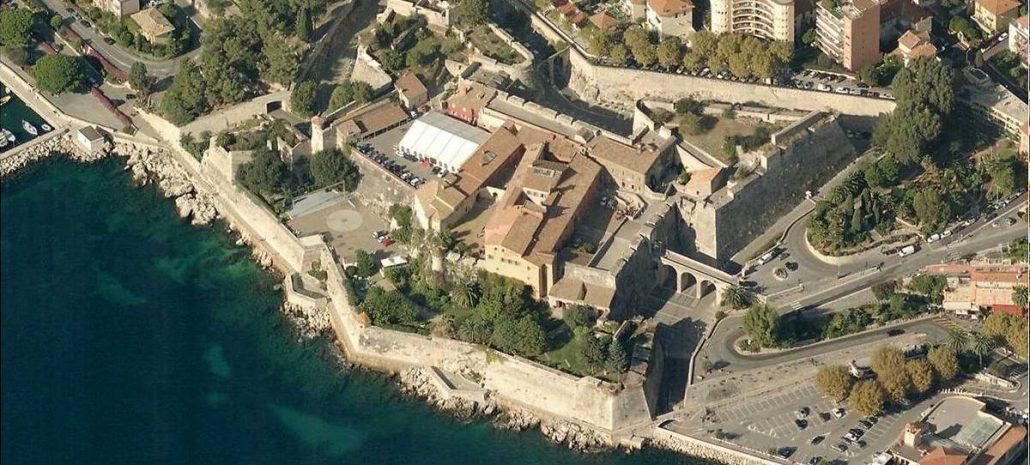 Citadelle de Villefranche-sur-Mer - crédit photo Fondation du Patrimoine
