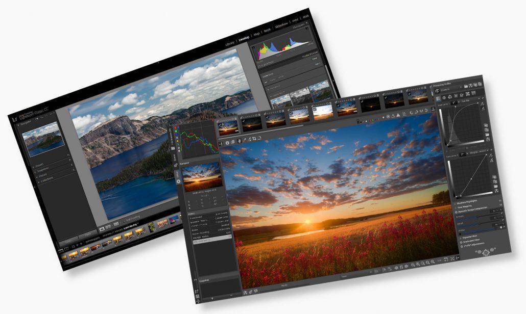 RawTherapee vs Lightroom, match amical entre les deux logiciels de retouche d'images RAW