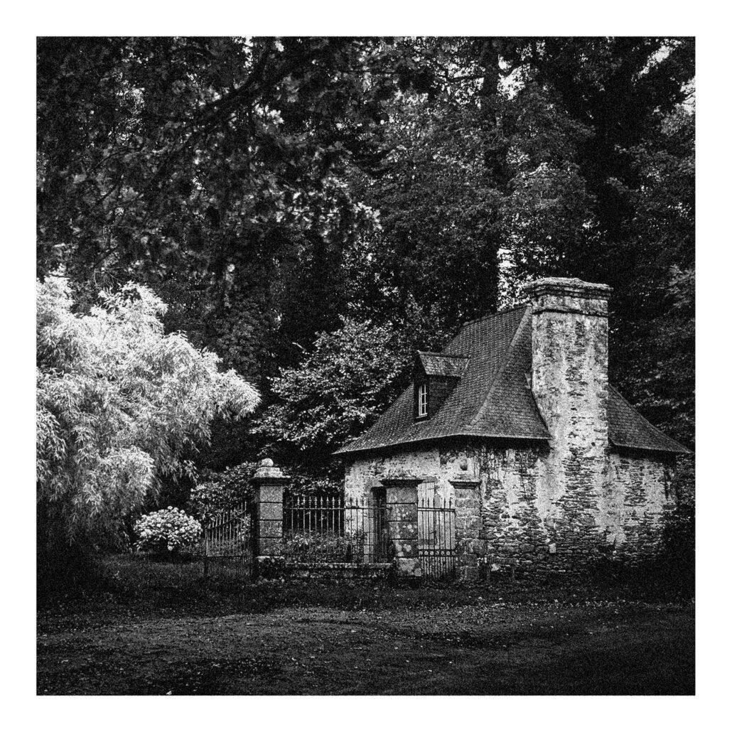 Maison de gardien en Bretagne / Finistère