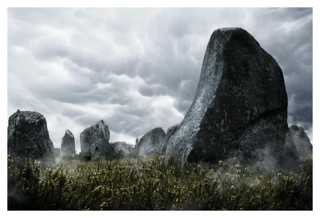 Carnac, une terre des légendes